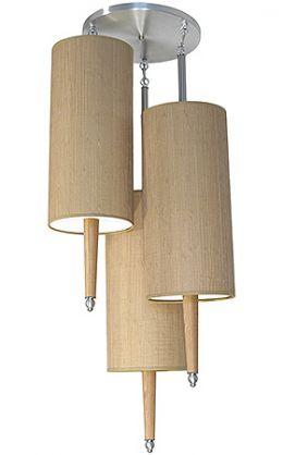 Three Pendant Light