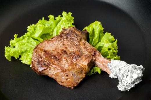 Grilled Juicy Ribeye Steak (Dreamstime.com)