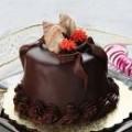 Variation of chocolate torte