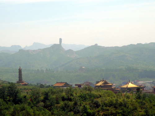 Chengde Mountain.