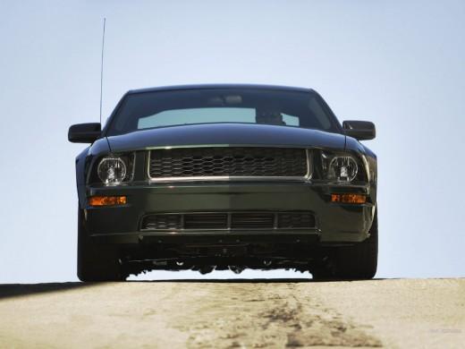 2000 Ford Mustang Bullitt Concept. Ford Mustang Bullitt