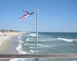Summer on the OBX aka Outer Banks of NC the basics of pier fishing