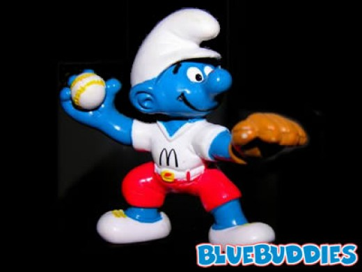 Even a Smurf can do it...