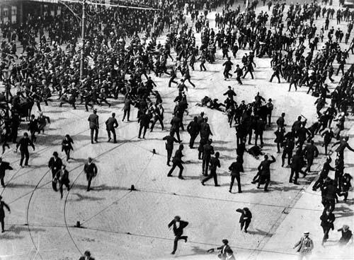 Strikers of Dublin 1913