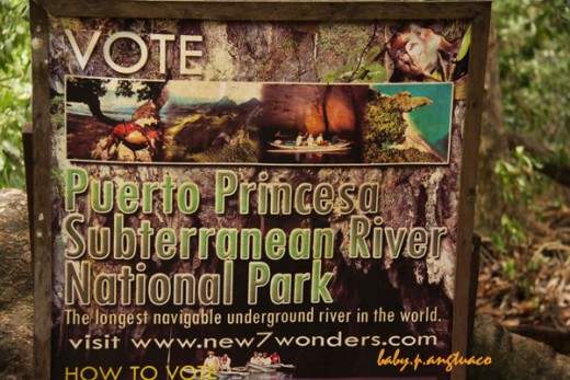 Website for Voting for the New 7 Wonders of the World