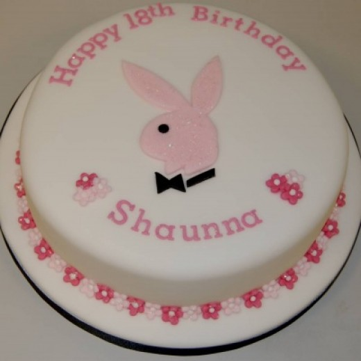 Playboy Cake Design : Playboy Cake Cake Ideas and Designs