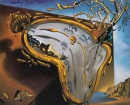 La persistencia de la memoria 1931 ~ Salvador Dali