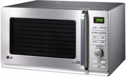 Modern, Easy Care, Stainless Steel Microwave Ovens