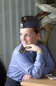 Policewoman, by gggser on Sxc.hu.