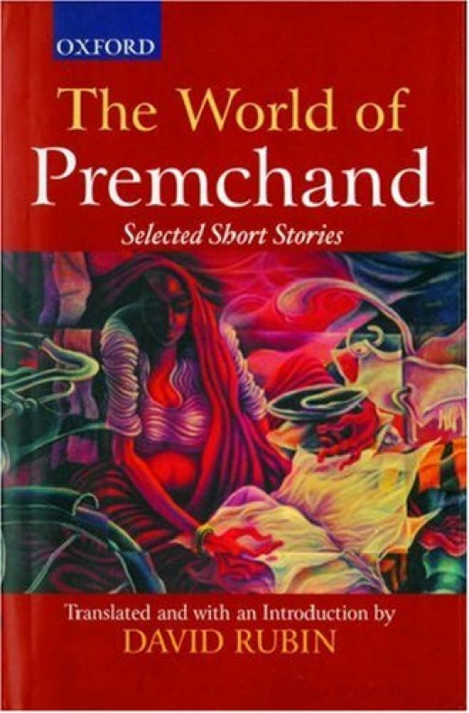 another book on premchand