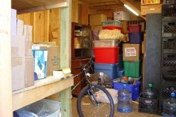 How I Build Home Projects: A Little More Wood, Work, and Attitude - Building Shelves in the Shed Part 2