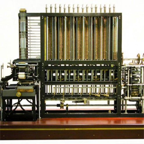 Charles Babbage's Analytical Computer