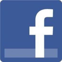 Facebook Logo, Copyright of Facebook