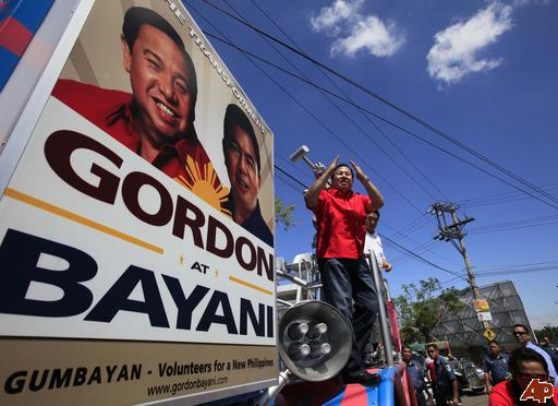 The tandem of Rihard Gordon and Bayani Fernando