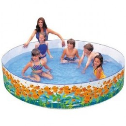 Paddling pool for kids to enjoy
