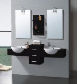 Some Cool Contemporary Bathroom Vanity Options