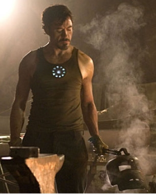 Back in Iron Man 2008.