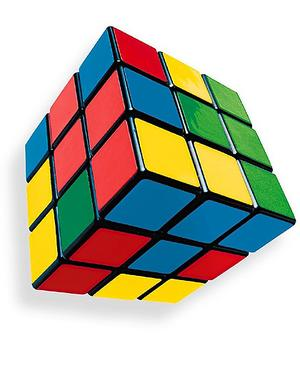 Erno Rubik's Invention