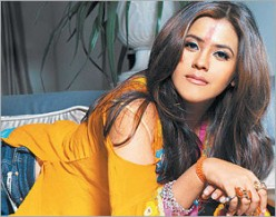 I am a terrible actress: Ekta Kapoor