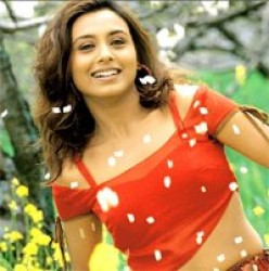 Rani does it for her brother Raja