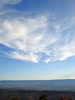 The Talimena Scenic Drive: Vistas