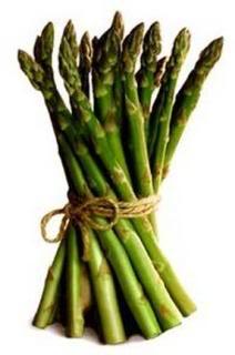 The wonderful vegetable - the asparagus.