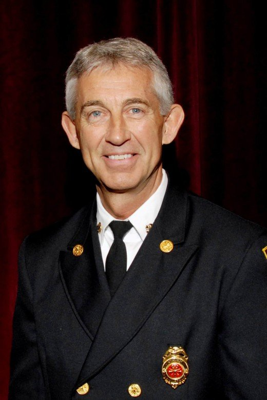 Chief Brain Sanford - Chief of Indianapolis Fire Department