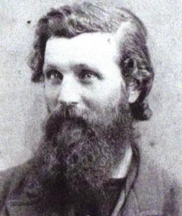 John Muir in 1872