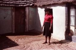 Ndebele homestead in Mpumalanga Province. Photo Tony McGregor