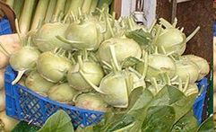 Kohlrabi - do try this at home!