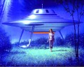 UFOs unidentified flying objects Fact or fiction