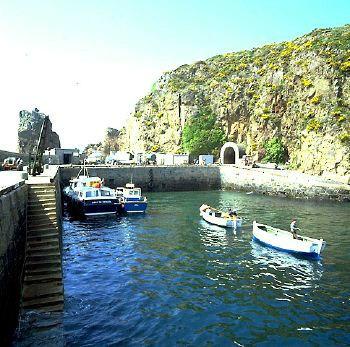 Creux Harbour Sark
