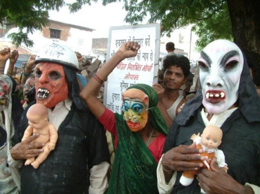 Even today, nearly three decades later, people protest the mass poisoning from the explosion in Bhopol. There are many other problems science has given in the hunt for solutions.