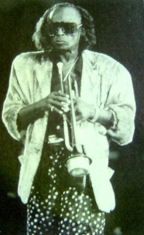 Miles late in life