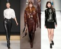 Leather Clothing for Women, Suitable for everyday wear these days but still outrageous when desired
