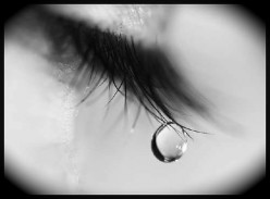 Poetry: Tears Will Fall