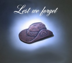 Anzac Day - 25th April