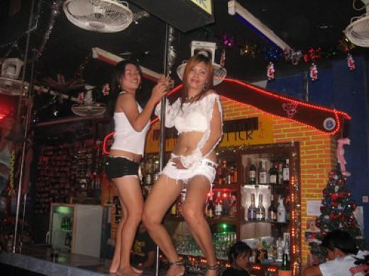 Go go bar in Lamai, Koh Samui