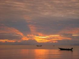 Sunset in Bankai, Koh Phangan