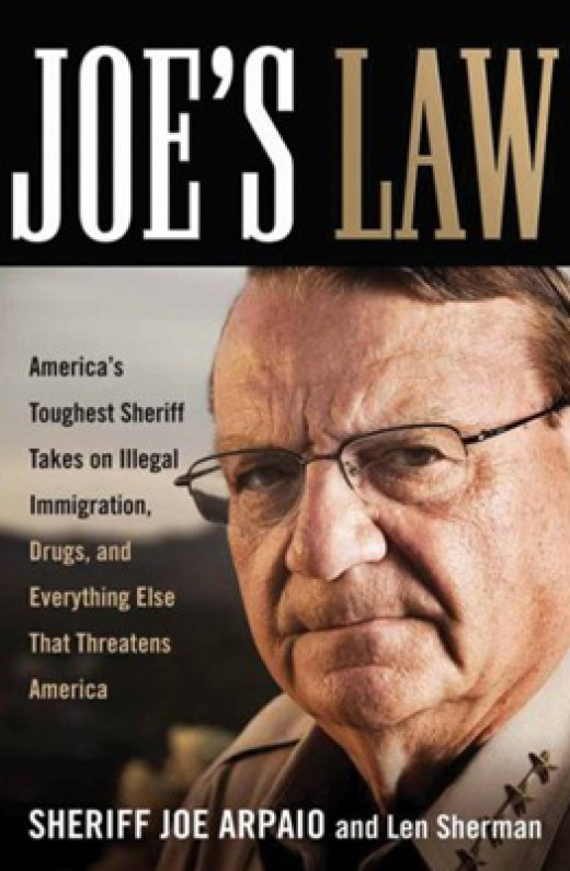 Maricopa County Sheriff, Joe Arpaio
