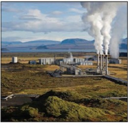 Geothermal power in the form of high pressure steam is ideal for turbines that already exist. There is nothing new here. This is proven technology.