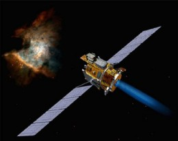 The potential for long flights throughout the solar system lies in the proven ion drive.