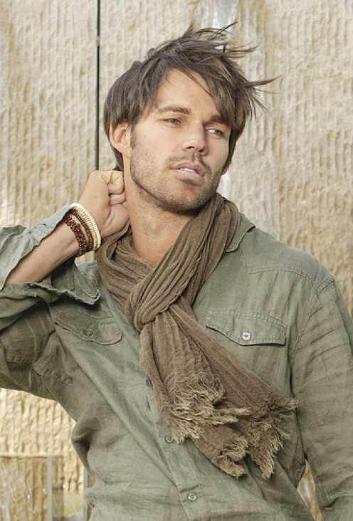 The Rugged Look For MenHandsome Rugged Man