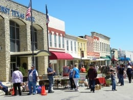 Lampasas Texas Citywide Garage Sale