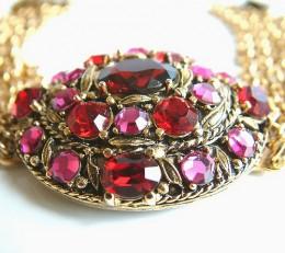 Costume Jewelry bracelet.