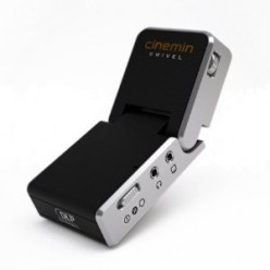 Cinemin Pico Projector for the iPhone and small Portable Devices