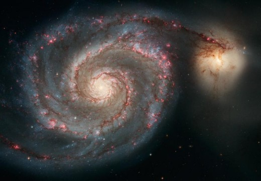 Out of This Whirl: the Whirlpool Galaxy (M51) and Companion Galaxy