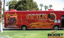 Want to travel with the bacardi girls?