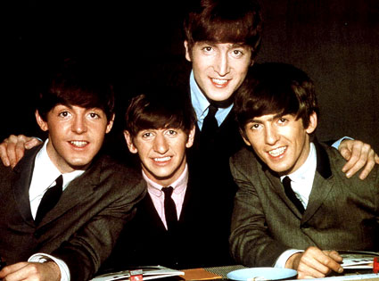The Beatles when they were young and playing mostly pop and rock n roll at the height of their popularity