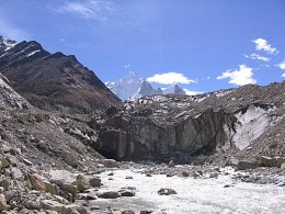 Sources of the Ganges